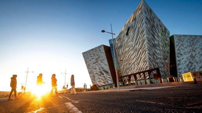 El legado del Titanic presente en Irlanda en el 109 aniversario de su hundimiento