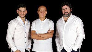 Teatro Galileo: El ciclista utópico, con Fran Perea y Fernando Soto
