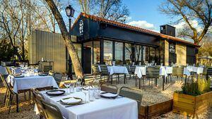 Villa Verbena, un espacio al aire libre en plena Casa de Campo junto al lago
