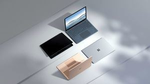 Llega Surface Laptop 4 de Microsoft y nuevos accesorios