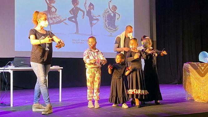 El BNE acerca a Antonio el Bailarín a los jóvenes con realidad aumentada