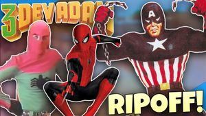 Salaequis Madrid: 3 Dev Adam, el Spiderman más cutre llega al cine el 17 de abril
