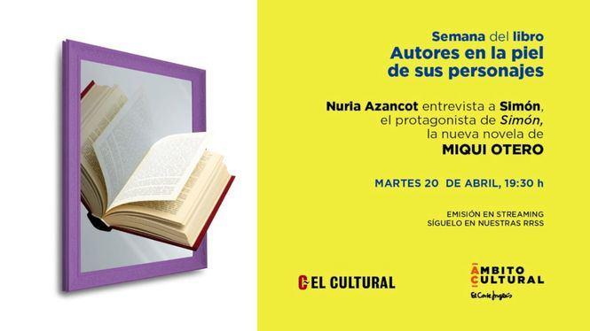Edurne Portela, Miqui Otero y Karina Sainz Borgo en la Semana del Libro
