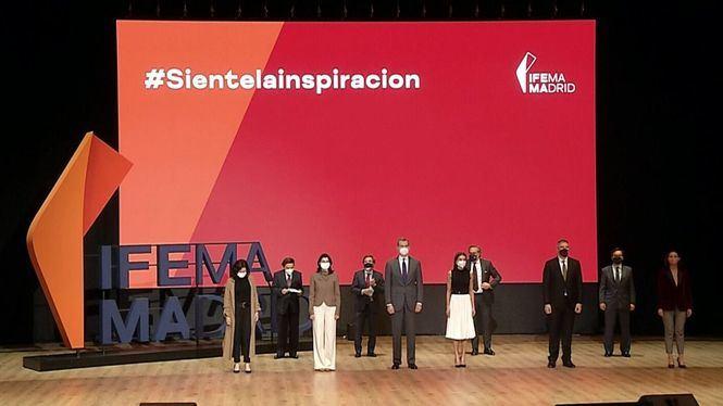 Eventisimo produce la presentación de la nueva identidad visual de Ifema Madrid