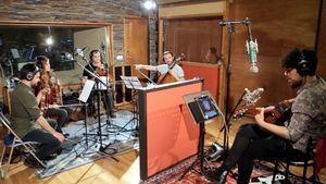 El Temporal, nuevo trabajo de El Chelista, con músicos de la Orquesta Sinfónica de Bilbao