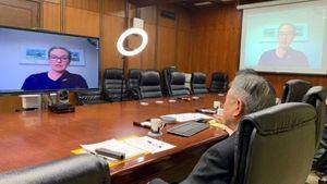 Encuentro virtual sobre cooperación entre Taiwán y Estados Unidos en islas del Pacífico