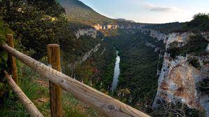 Hoja de ruta básica de las Hoces del Ebro y el Rudrón
