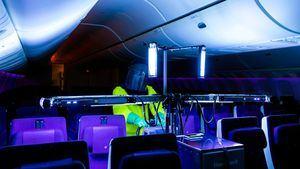 Qatar Airways incorpora la tecnología de limpieza Honeywell de rayos ultravioleta
