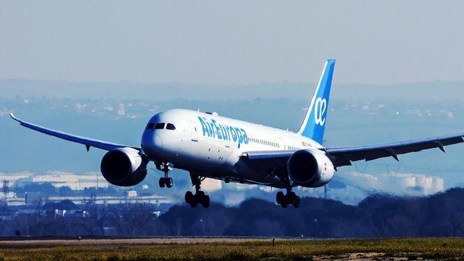 Air Europa relanza su campaña Time To Fly
