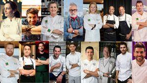 Nuevos chefs para el gran reto de la aceituna