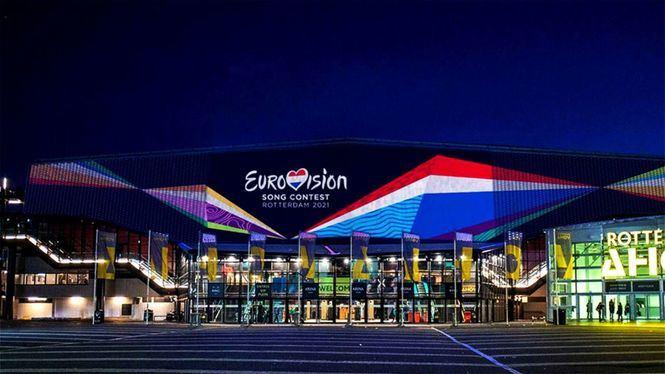 Eurovisión2021 se celebra en Rotterdam
