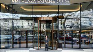 El Hotel VP Plaza España Design vuelve a abrir sus puertas
