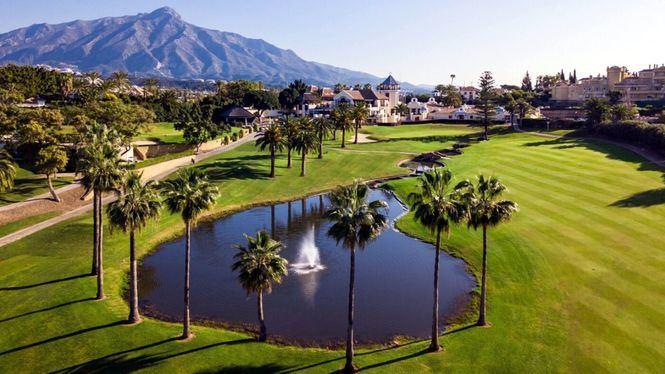 Los Naranjos Golf Club de Marbella sede del Andalucía Costa del Sol Open Femenino 2021