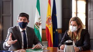 Presentación de las líneas de ayudas a pymes aprobadas por la Consejería de Turismo de Andalucía