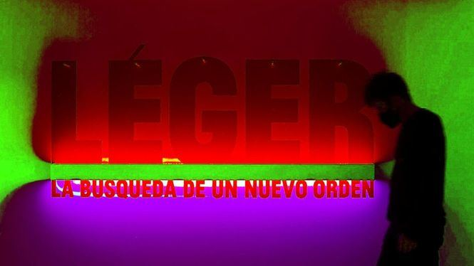 Exposición: Léger. La búsqueda de un nuevo orden
