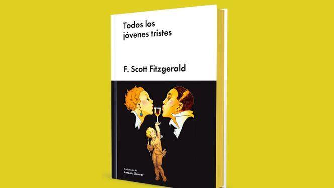 Libro: Todos los jóvenes tristes, de F. Scott Fitzgerald