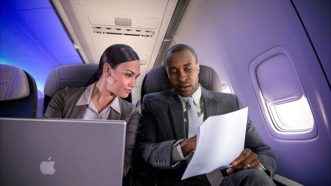 Delta mejora su conexión Wi-Fi a bordo