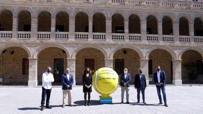 Se presenta la primera edición del ATP Mallorca Championships 2021