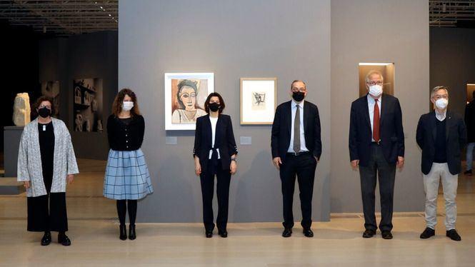 Presentada la exposición Picasso Ibero, la gran apuesta del año del Centro Botín