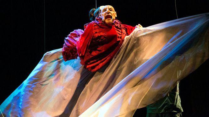 Shakespeare reinterpretado con marionetas en Matadero Madrid