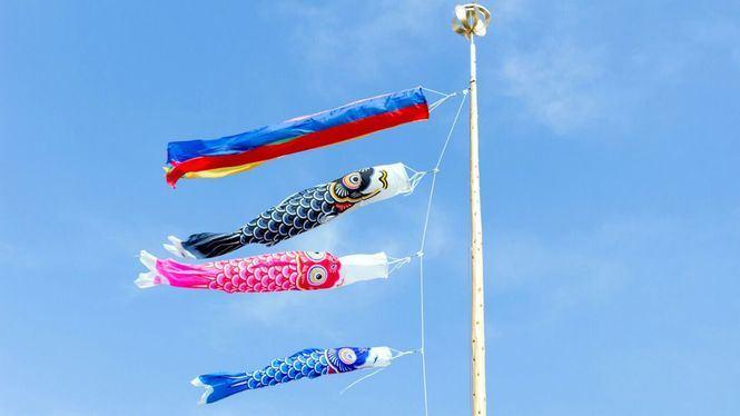 El 5 de mayo Japón celebra el Día del Niño