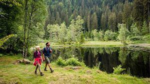 Selva Negra, senderismo en el Parque Nacional