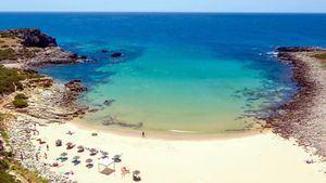 Playa Ingrina. Vila do Bispo
