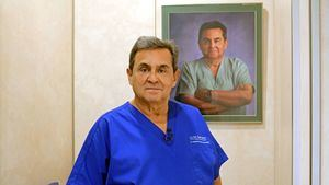 Decidí ser dermatólogo para ayudar a las personas con enfermedades de la piel