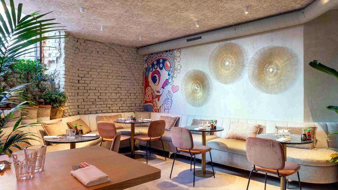 Zen Noodle Shop, el último restaurante de Roger Chen, precursor de la alta cocina oriental