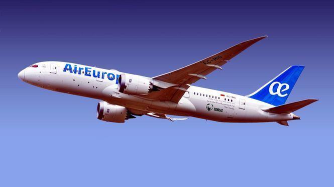 Air Europa reanuda en junio sus vuelos a Miami y Nueva York