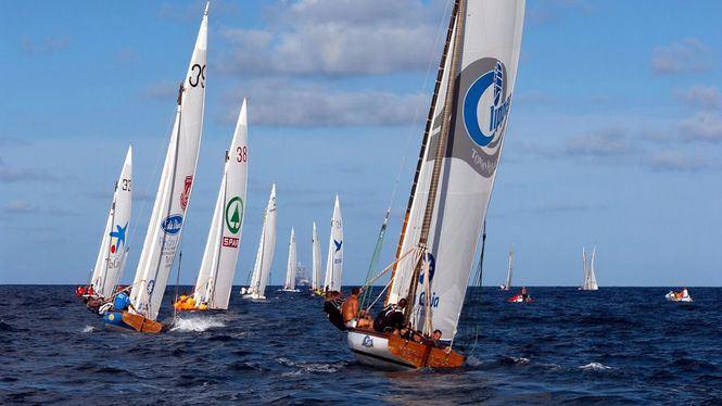 Vela Latina Canaria, un deporte único en Las Palmas de Gran Canaria