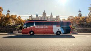 Acuerdo entre BlaBlaCar y Moventis Sarfa para operar rutas de autobús entre Barcelona y varias ciudades de Francia