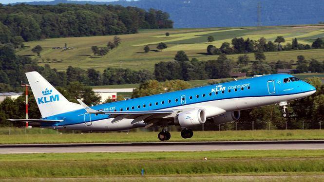KLM, galardonada en el ámbito de la Seguridad Sanitaria