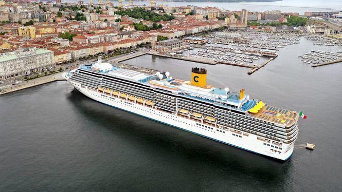 Costa Cruceros reanuda sus operaciones en el Adriático y Grecia