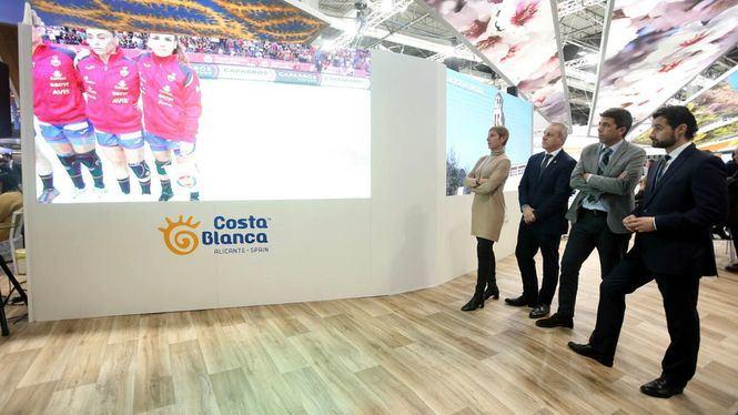 Costa Blanca se lanza en FITUR a recuperar al turista nacional