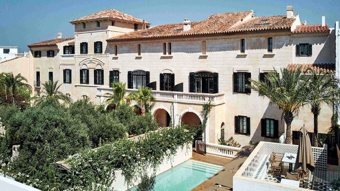 Can Faustino, el primer Relais & Châteaux de Menorca, reabre totalmente renovado