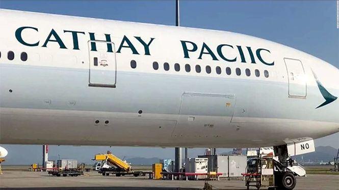 Cathay Pacific se compromete a reducir a cero las emisiones netas de carbono para 2050