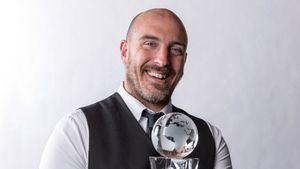 Luis Inchaurraga ganador del título de Mejor Bartender de España 2021