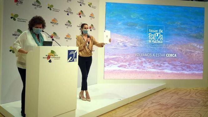 Palma presenta su apuesta como destino familiar, sostenible e inteligente