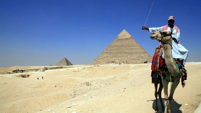 La reanudación del turismo en Egipto mejora significativamente desde julio de 2020