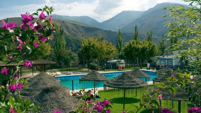 Aumentan las reservas en los campings españoles