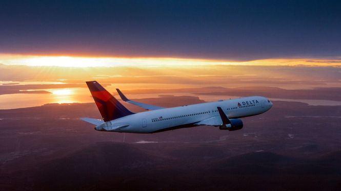 Delta amplía los vuelos entre Estados Unidos y España