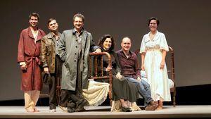 Estreno mundial de la ópera Tránsito