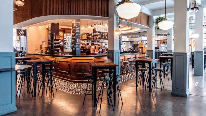 El Mercado de Correos para disfrutar la gastronomía de Murcia