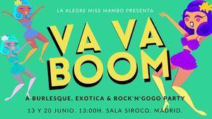 Miss Mambo y Va Va Boom!