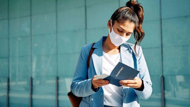 El pasaporte Covid, ayudará a retomar los viajes de negocios