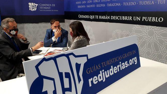 El paso de la Red de Juderías de España por FITUR 21