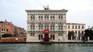 Casino Ca'Vendramin Calergi de Venecia