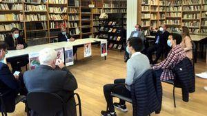 García Montero viajó a Andorra para que el Cervantes tenga actividades en el Principado