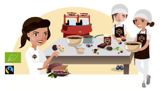 Chocolate artesano, ¿cómo se tuesta el cacao para elaborarlo?